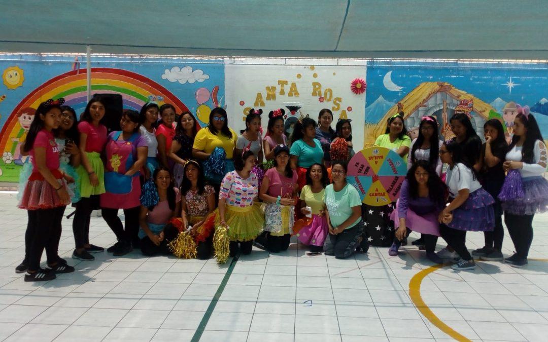 Proyección a la comunidad con el proyecto Cáritas felices