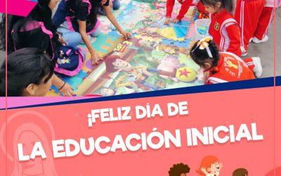 Día de la Educación Inicial en el Perú