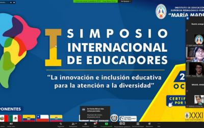 Primer – Simposio Internacional de Educadores